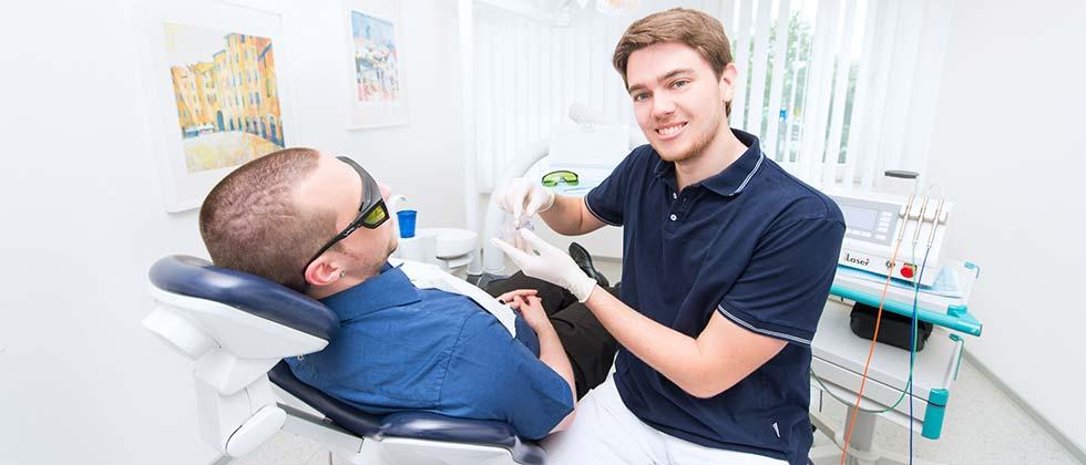 Behandlung bei Dr Wehr